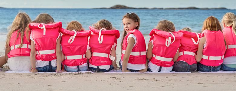 Regatta спас жилеты дети